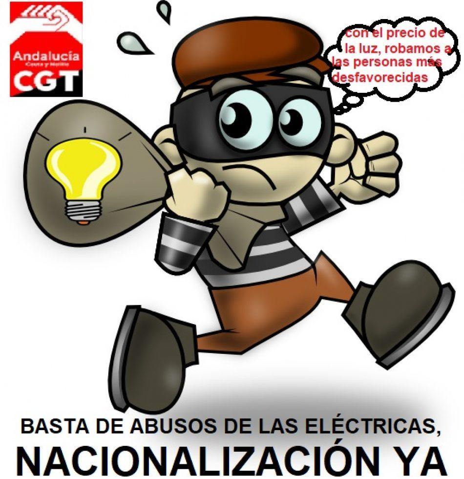 Tras la ocupación de una oficina de ENDESA en Málaga en protesta por los precios de las tarifas eléctricas se nos convoca a reunión con la empresa