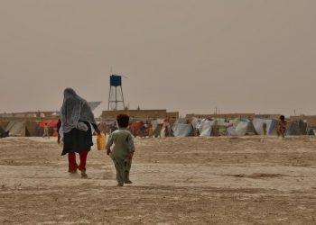 Podemos solicita implicación europea en la situación de los refugiados afganos y garantías para las mujeres y niños
