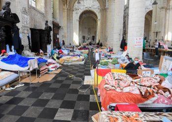 Carta abierta ante la huelga de hambre de 470 personas sin papeles en Bélgica
