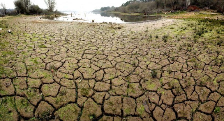 """DD.HH. Cambio climático: Ser  """"los ávaros del agua"""""""