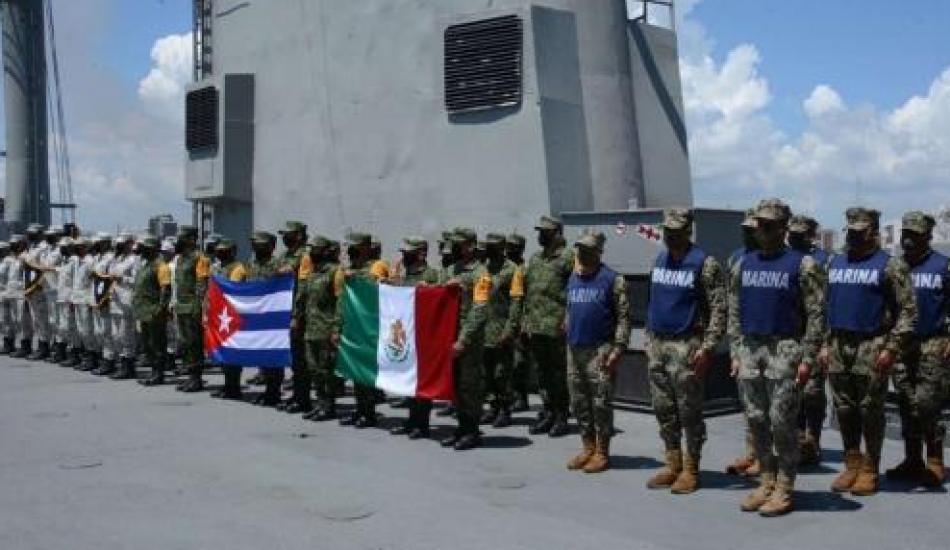 Por la unidad latinoamericana, la multipolaridad y contra el decadente imperio. México y el apoyo a Cuba