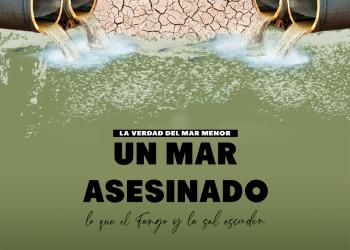 """Dunno Project: """"Un mar asesinado,  lo que el fango y la sal esconden»"""