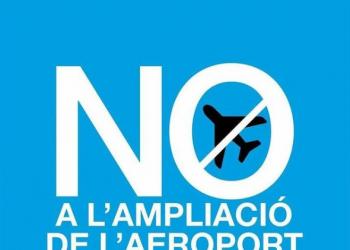 Convocada manifestación contra la ampliación del aeropuerto del Prat en Barcelona el 19 de septiembre
