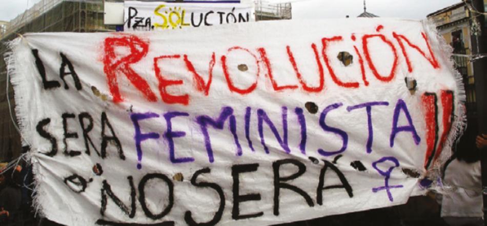 La Federación Mujeres Jóvenes publica un informe que analiza la participación en las organizaciones feministas