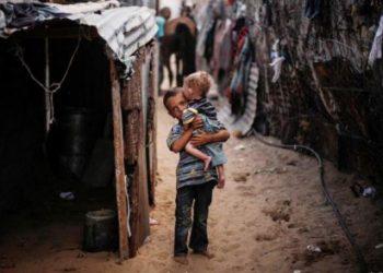 Aumenta la pobreza en la Franja de Gaza