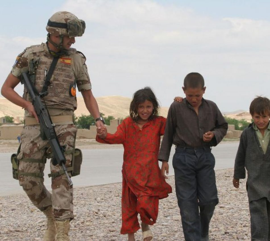 Afganistán: Lo único cierto es que todo es mentira