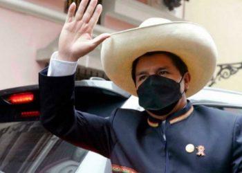 Pedro Castillo: «Nuestro gobierno no permitirá que nadie robe ni un centavo»