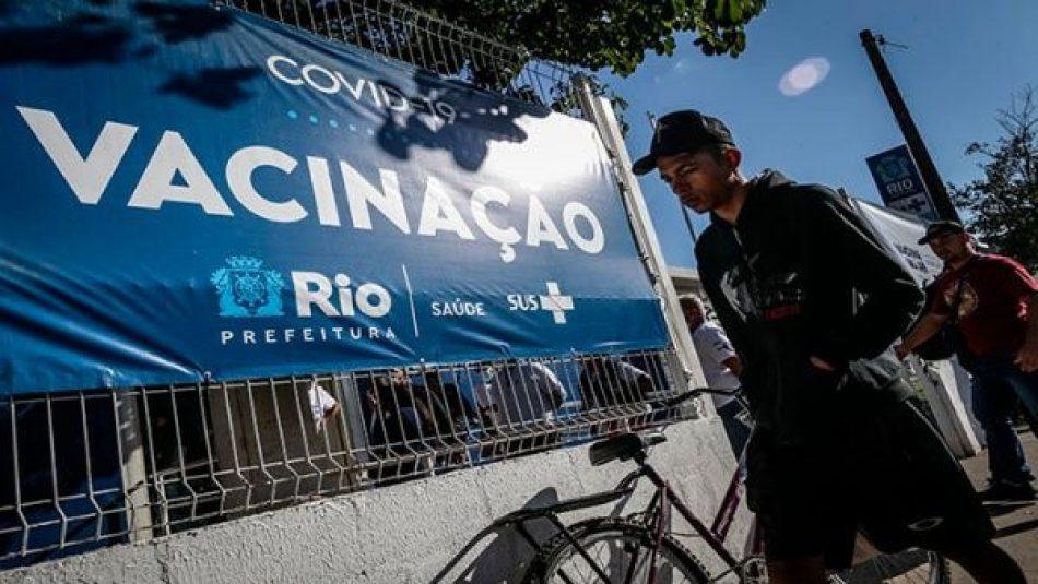 Brasil roza los 20 millones de contagios por la Covid-19