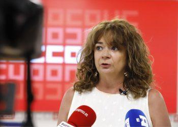 """Lola Santillana (CCOO): """"Necesitamos medidas que pongan freno a la temporalidad del empleo"""""""