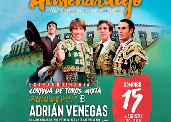Críticas a las subvenciones del Ayuntamiento de Almendralejo a las corridas de toros