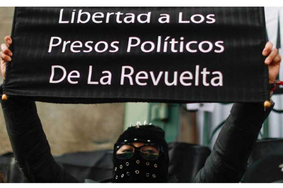 Centra atención en Chile indulto a presos de revuelta popular