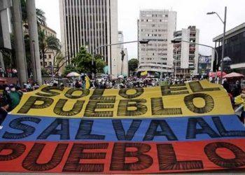 Comité del Paro de Colombia retoma marchas contra Iván Duque