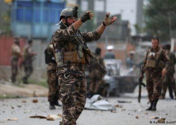 Gran explosión sacude Kabul, la capital afgana