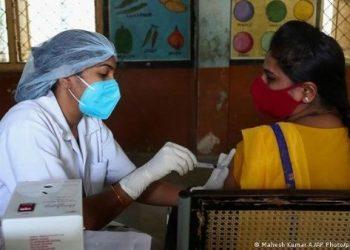 India llega a 600 millones de dosis aplicadas contra la Covid-19