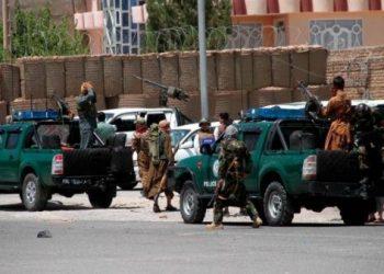 Talibanes capturan sexta capital provincial en Afganistán