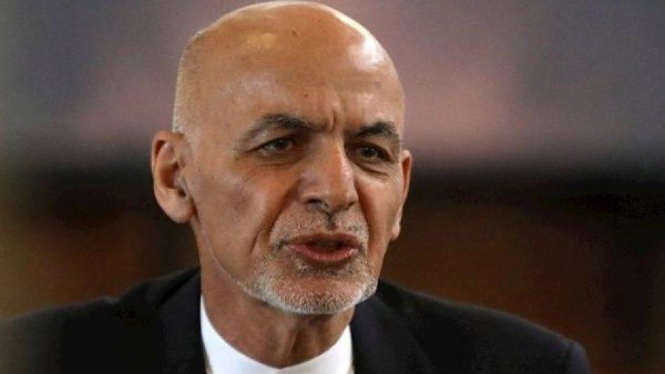 Emiratos Árabes Unidos da asilo al presidente afgano