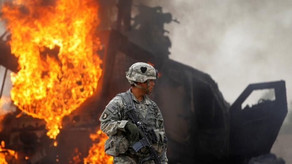 Afganistán: El gran juego continúa