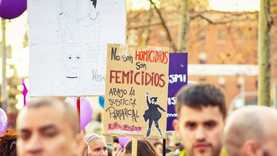La plataforma 7N exige a los gobiernos que se tomen en serio la lucha contra la violencia de género