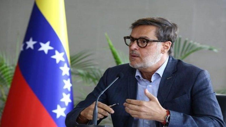 Venezuela acusa a Colombia de crear falsos conflictos