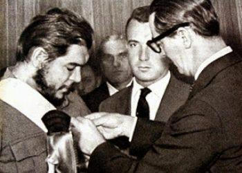 60 Aniversario de la visita oficial de Ernesto Guevara al Brasil
