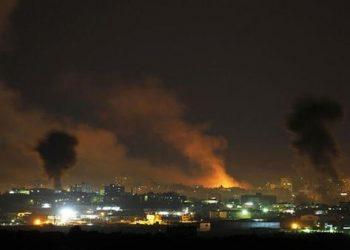 Israel ataca supuestas posiciones de Hamas en la Franja de Gaza
