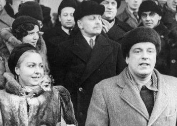 Recuerdos a Rafael Alberti, de su viaje a Moscú con María Teresa León, en el mes de marzo de 1937, y su entrevista con Stalin
