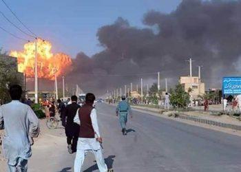 Aumenta a 95 la cifra de personas muertas en Kabul tras atentados del Daesh