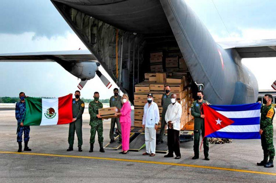 Solidaridad con Cuba apoya combate a Covid-19 y contra bloqueo