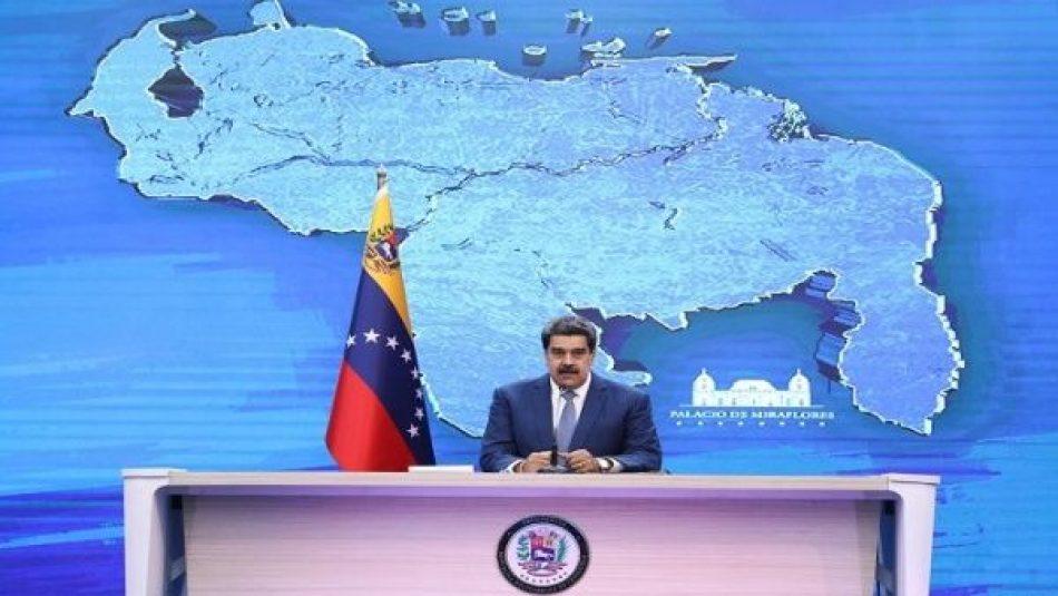 Pdte. Maduro designa a nuevos ministros del gabinete Ejecutivo venezolano