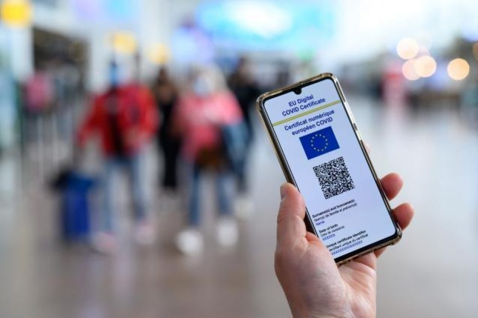 España ha emitido más de 21 millones de Certificados COVID Digital de la UE