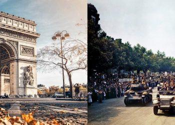 París y los Campos Elíseos