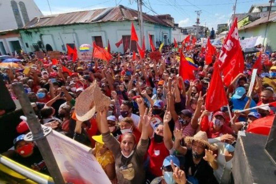 Precandidatos del PSUV de Venezuela cierran campaña para primarias de este domingo