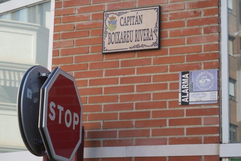 Guadalajara deja de homenajear a golpistas en su callejero