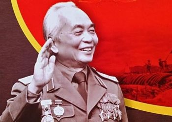 General Vo Nguyen Giap, vencedor de imperios