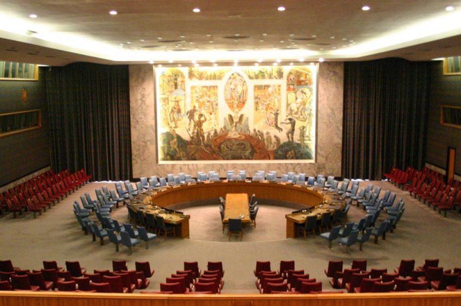 Abordan en ONU situación en Medio Oriente y Palestina