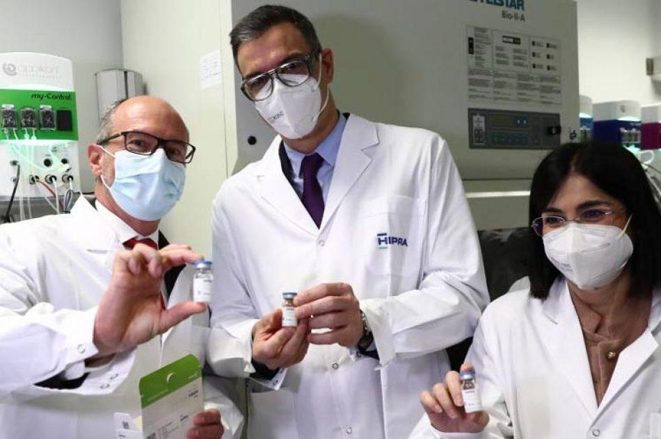 El Ministerio de Ciencia e Innovación confía tener vacuna propia antes de fin de año