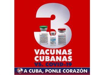 Cuba: una pandemia y tres vacunas