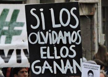 Exigen en Uruguay archivos militares sobre desaparecidos