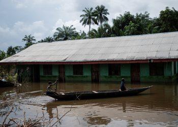 Cambio Climático: Alto riesgo de inundaciones en las zonas de costa de los países más vulnerables