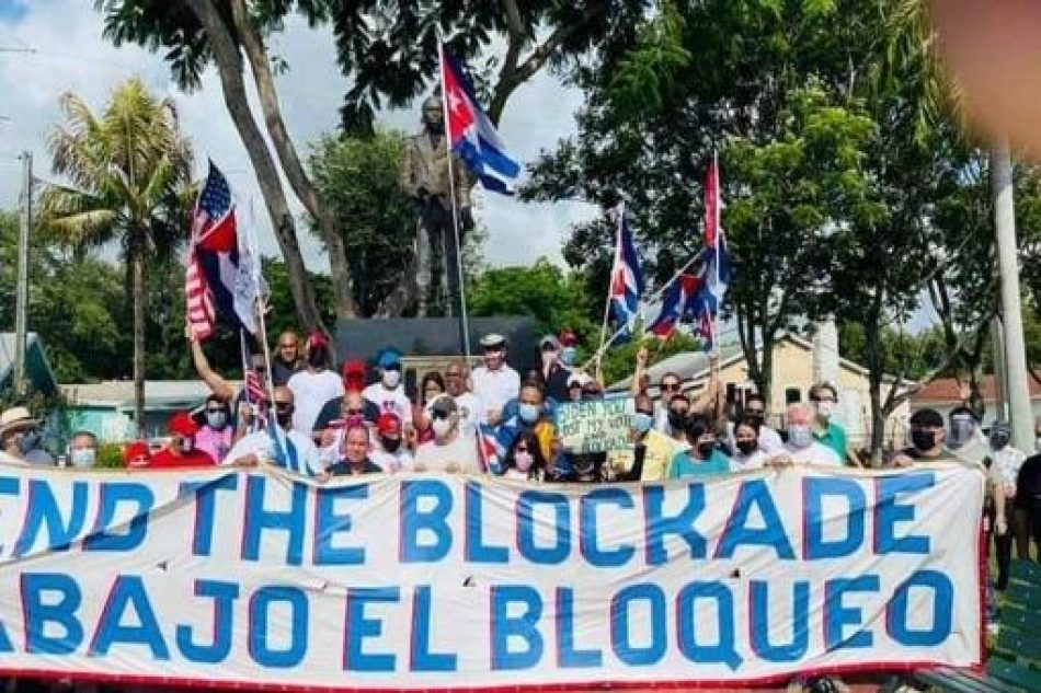 Nueva caravana en EE.UU. demanda fin del bloqueo a Cuba