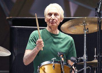 El batería de Rolling Stones Charlie Watts falleció en Reino Unido a los 80 años
