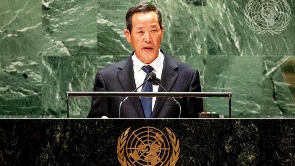 Corea del Norte se reserva ante la ONU el derecho de probar armas