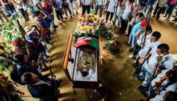 Denuncian el asesinato de 6 indígenas en últimas 36 horas en Colombia