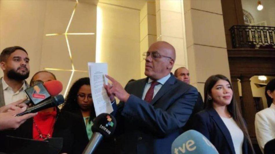Oposición y el Gobierno venezolano lograron acuerdos parciales