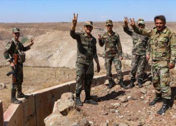 Aviso para Israel: Ejército sirio aumenta posiciones cerca del Golán