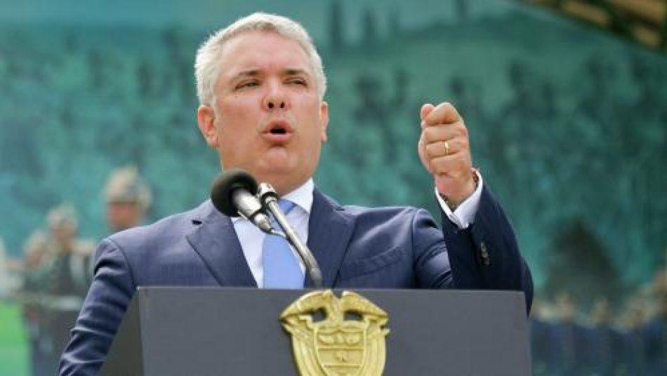 El deterioro institucional y el proceso electoral en Colombia
