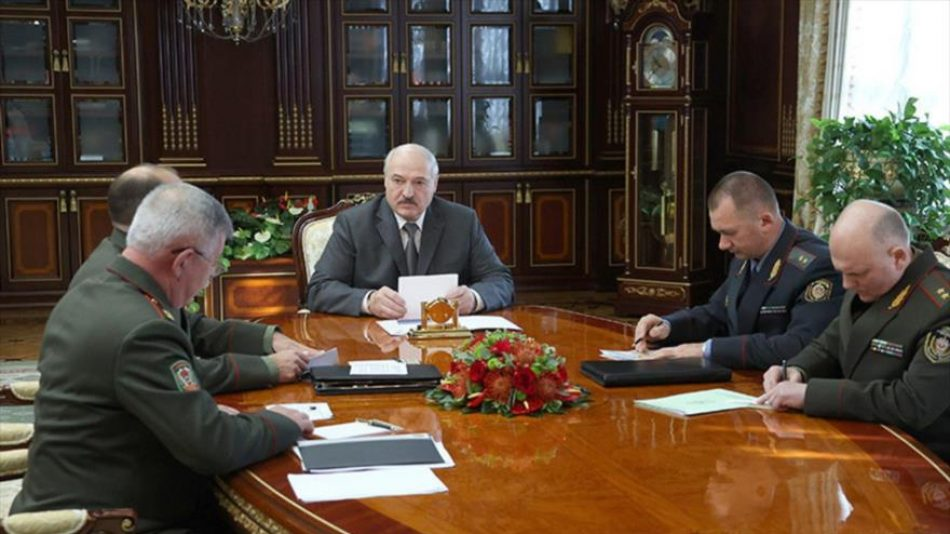 Bielorrusia advierte: OTAN y EEUU están creando bases en Ucrania