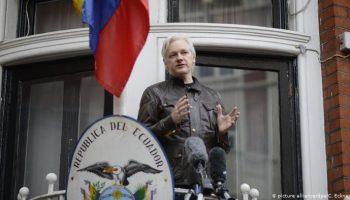 La CIA planeó secuestrar y asesinar a Julian Assange durante su estancia en la embajada de Ecuador en Londres