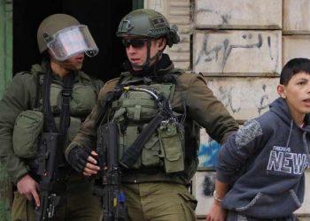 """Palestina. Informe: Alrededor de mil niñ@s y jóvenes palestin@s han sido arrestados por """"Israel"""" en 2021"""
