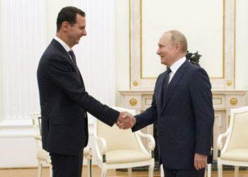 Al Assad denuncia el esfuerzo de terceros países para sabotear la paz en Siria
